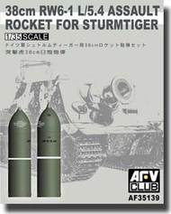 38cm RW6-1 L/5.4 Assault Rocket for Sturmtiger #AFV35139