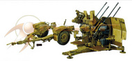AFV Club  1/35 German 2cm Flak 38 Anti-Aircraft Gun w/Tow Trailer AFV35149