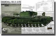 AFV Club  1/35 Churchill Mk.III AVRE AFV35167