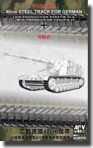 AFV Club  1/35 40cm Track for Panzer III/IV (1) Workable AFV35179