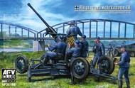 AFV Club  1/35 WWII German Flak 25 4cm AA Gun AFV35186