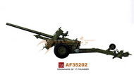 AFV Club  1/35 British 17-Pdr Anti-Tank Gun (New Tool) AFV35202
