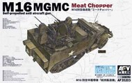 AFV Club  1/35 M16 MGMC Meat Chopper Self-Propelled Anti-Aircraft Gun Halftrack AFV35203