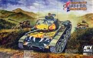 AFV Club  1/35 US M24 Chaffee Tank Korean War AFV35209