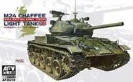 AFV Club  1/35 WWII M24 Chaffee British Army Tank AFV35210
