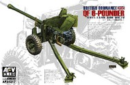 AFV Club  1/35 British Ordnance QF Mk IV 6-Pdr Anti-Tank Gun AFV35217