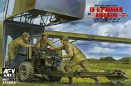 AFV Club  1/35 British QF Mk 4 6-Pdr Anti-Tank Gun & Mk III Carriage AFV35219