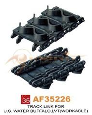 AFV Club  1/35 US LVT4 Water Buffalo Workable Track Links AFV35226