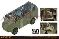 AFV Club  1/35 AEC Dorchester Armored Command Vehicle AFV35227