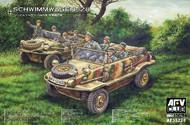 AFV Club  1/35 Schwimmwagen 128 Vehicle AFV35228
