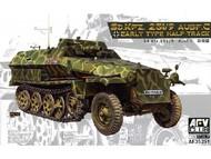 AFV Club  1/35 Sd.Kfz.251/9 Ausf C Early Type Halftrack AFV35251