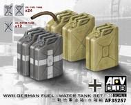 AFV Club  1/35 WWII German Fuel/Water Tank Set AFV35257