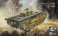 AFV Club  1/35 Churchill AVRE Tank w/Snake Launcher AFV35259
