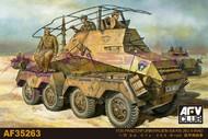 Sd.Kfz.263 PzFuWg 8-RAD Initial/Early Vehicle #AFV35263