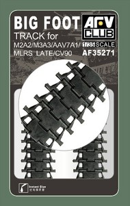AFV Club  1/35 AAV7, M2A2/CV90 Big Foot Track Links AFV35271