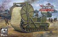 AFV Club  1/35 Churchill Mk III Type D Carpet Layer Tank AFV35274