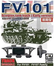 AFV Club  1/35 FV101 FV107 Scorpion Early Version Family Workable Track Links AFV35290