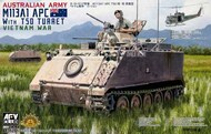 AFV Club  1/35 Australian Army M113A1 APC w/T50 Turret Vietnam War - Pre-Order Item AFV35291