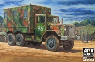 AFV Club  1/35 M109A3 2.5-Ton 6x6 Shop Van (New Tool) AFV35304