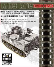 M-113 APC T130E1 Workable Track Links #AFV35306