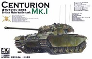 AFV Club  1/35 British Centurion Mk I Main Battle Tank AFV35308