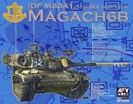 AFV Club  1/35 IDF Magach 6 BAT Tank (New Tool) AFV35309