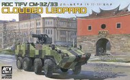 ROC CM32/33 TIFV Cloud Lepoard 2 Infantry Fighting Vehicle (New Tool) #AFV35320