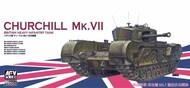Churchill Mk.VII British Heavy Infantry Tank #AFV35324
