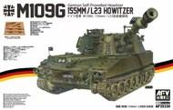 AFV Club  1/35 German M109G 155mm/L23 Self Propelled Howitzer - Pre-Order Item AFV35330