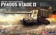 AFV Club  1/35 FV4005 Stage II British Tank Destroyer (New Tool) - Pre-Order Item AFV35405