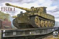 AFV Club  1/35 Tiger I 'Transport Model' AFV35S25