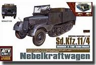 AFV Club  1/35 Sd. Kfz 11/4 3 Ton Semi-Track Nebelkraftwagen AFV35S36