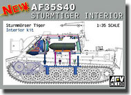 AFV Club  1/35 Sturmtiger Interior AFV35S40
