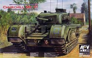 AFV Club  1/35 British Churchill Mk VI Infantry Tank w/75mm MK V Gun AFV35S52