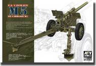 AFV Club  1/35 US 3 Inch Gun M5 on Carriage M1 (105mm)(Limited Edition) AFV35S64