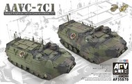 AFV Club  1/35 AAVC7C1 Assault Amphibian Vehicle Command AFV35S70