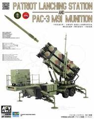 AFV Club  1/35 Patriot Launching Station & PAC3 M91 Muntion - Pre-Order Item AFV35S93