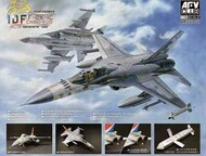 AFV Club  1/48 F-CK-1C Ching-Kuo IDF (Indigenous Defense) Taiwan AF Fighter (New Tool) AFV48108