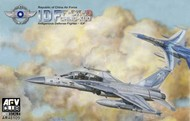 AFV Club  1/35 1/48 F-CK1D Ching-Kuo Double Seater Republic of China Air Force IDF Fighter AFV48109