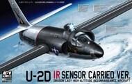 AFV Club  1/48 U-2D IR Sensor Carried Ver Dragon Lady High Altitude Recon Aircraft - Pre-Order Item AFV48113