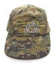 AFV Club  1/1 AFV CAP - Tiger I Early Type Digital Camouflage AFV61005
