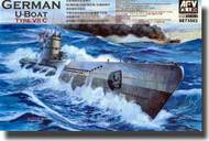 AFV Club  1/350 German U-Boat Type VII C Submarine AFV73503