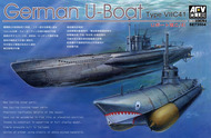 AFV Club  1/350 German U-Boat Type VII C41 Submarine AFV73504