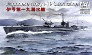 AFV Club  1/350 IJN I19 Submarine AFV73506