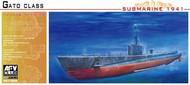 AFV Club  1/350 USS Gato Class Submarine 1941 AFV73509