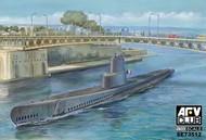 AFV Club  1/350 USN Guppy IB Class Submarine AFV73512