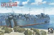 AFV Club  1/350 WWII USN Type 2 LSTS LSR1 Class Tank Landing Ship AFV73515