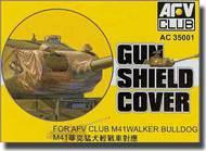 M41 Gun Shield Cover #AFVAC35001
