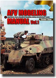 AFV Club   N/A AFV Modeling Manual Vol. 1 AFVAMM1