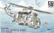 AFV Club  1/144 SH-3A Sea King(2 sets) AFVAR14405